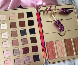 makeup, luxury, and tarte image