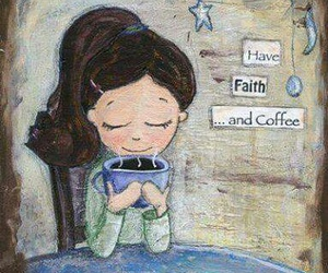 coffee and faith image