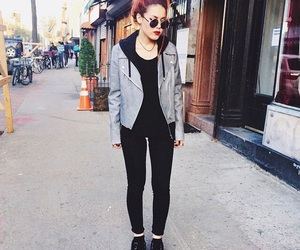outfit, style, and luanna perez image