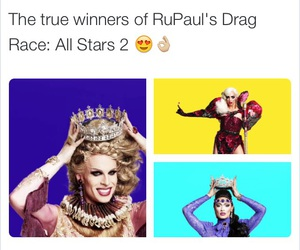 all stars, drag queens, and katya image