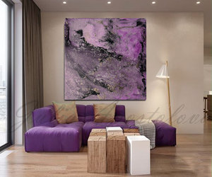 abstract, wallart, and canvas wall art image