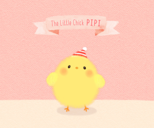 Chick, pipi, and wallpaper image