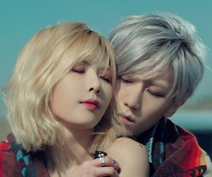 hyuna, troublemaker, and hyunseung image