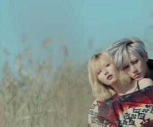 hyuna, 4minute, and hyunseung image