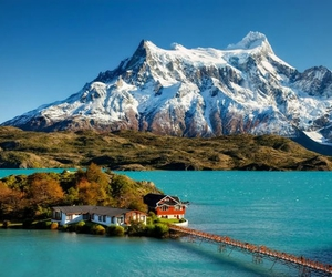 argentina, cities, and patagonia image