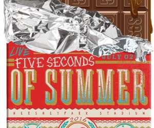 5 seconds of summer, 5sos, and slfl hershey image