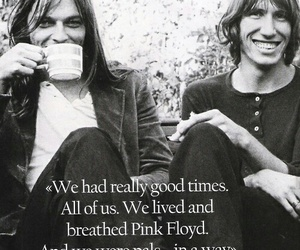 Pink Floyd, david gilmour, and roger waters image