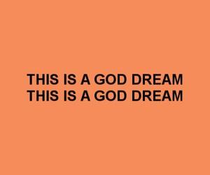 orange, kanye west, and Lyrics image