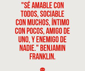 frases, quote, and benjamin franklin image