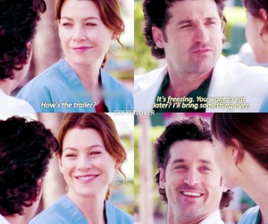 edit, meredith grey, and grey's anatomy image