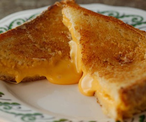 cheese, food, and food porn image