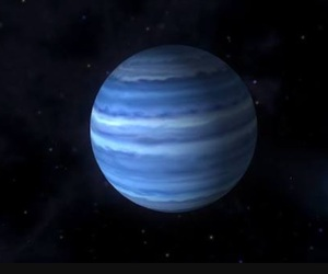 blue, neptune, and sky image