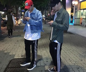 adidas, aesthetic, and asian image