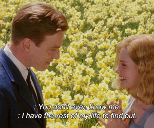 big fish, quote, and love image