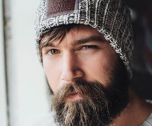 man and beard image