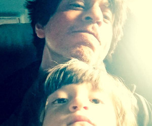 srk, farther, and abram image