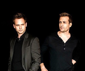 series, suits, and gabriel macht image
