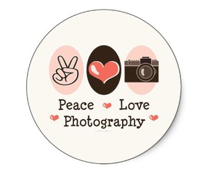 photography, peace, and love image