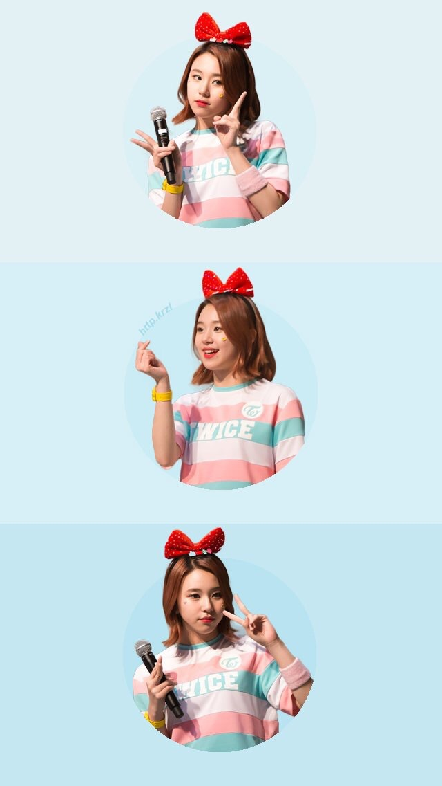 Chaeyoung Wallpaper Discovered By Krizy On We Heart It