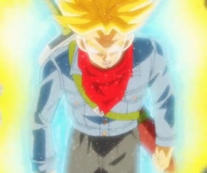 trunks, dbz, and dragon ball super image