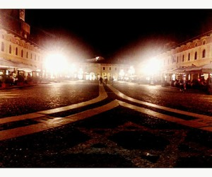 italy, night, and out image