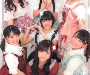 hello project, country girls, and risa yamaki image