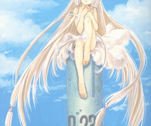 chobits and chii image