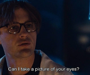 glasses, michael pitt, and ian image