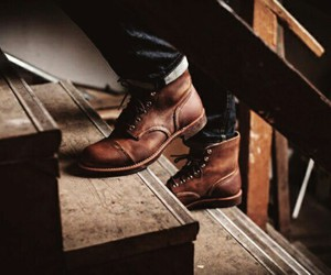 brown, shoes, and theme image