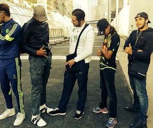 ghetto, unis, and rue image
