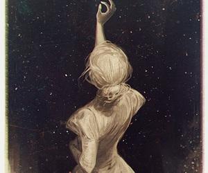 stars, art, and drawing image