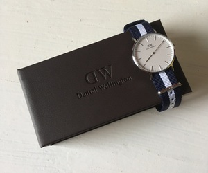 Blanc, Bleu, and daniel wellington image