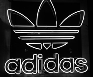 adidas, cool, and fitness image
