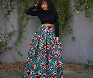 clothes, fashion, and african style image
