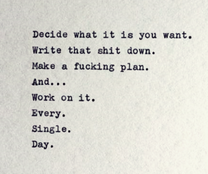 decision, grey, and hard work image