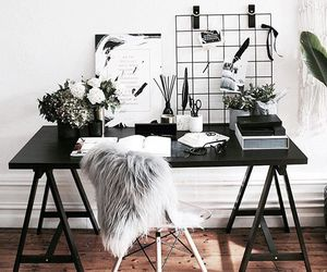 chic, home, and home decor image