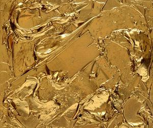gold, aesthetic, and art image