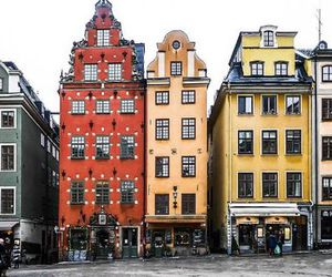 stockholm, travel, and travel the world image