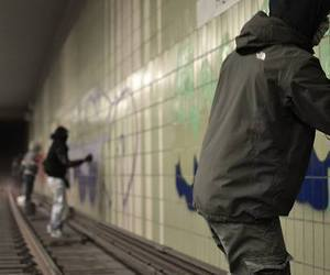graffiti and vandal image
