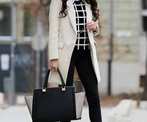 business casual, outfits, and styles image