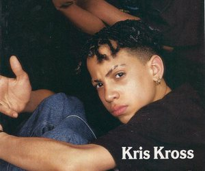 90s, hip hop, and kriss kross image