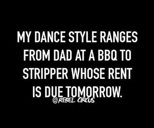 bbq, dad, and dance image