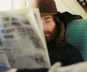 john lennon, music, and the beatles image