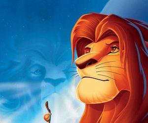 disney, wallpaper, and lion king image