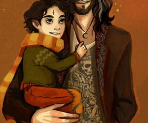 harry potter and sirius black image