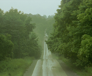 green, photography, and road image