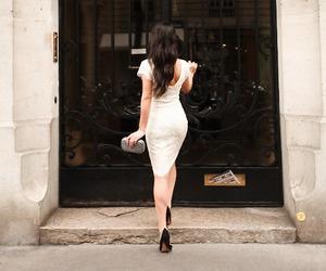 fashion, dress, and sexy image