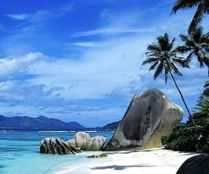 beach, places, and relax image