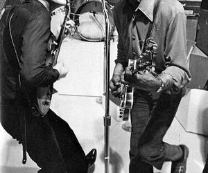 chuck berry and john lennon image