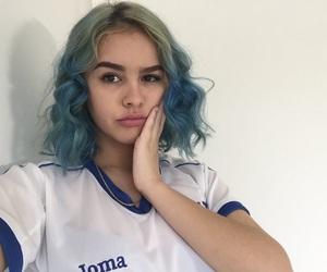 blue and enjajaja image